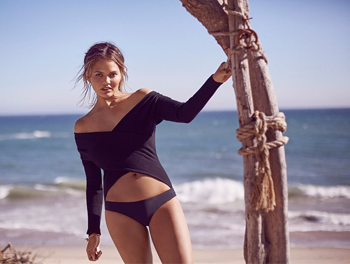<p>Chrissy Teigen is <em>ELLE Australia</em>'s January cover girl! Preview her sexy shoot—her first since giving birth to her daughter, Luna—and interview here.