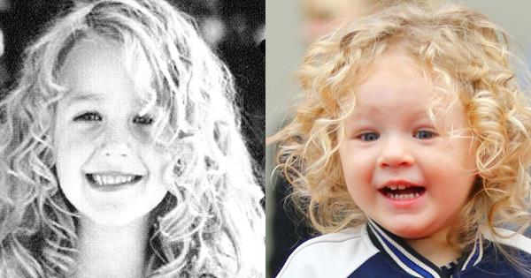 Blake Lively's Daughter Looks Just Like Her As A Child ...