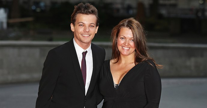 louis tomlinson mother death letter
