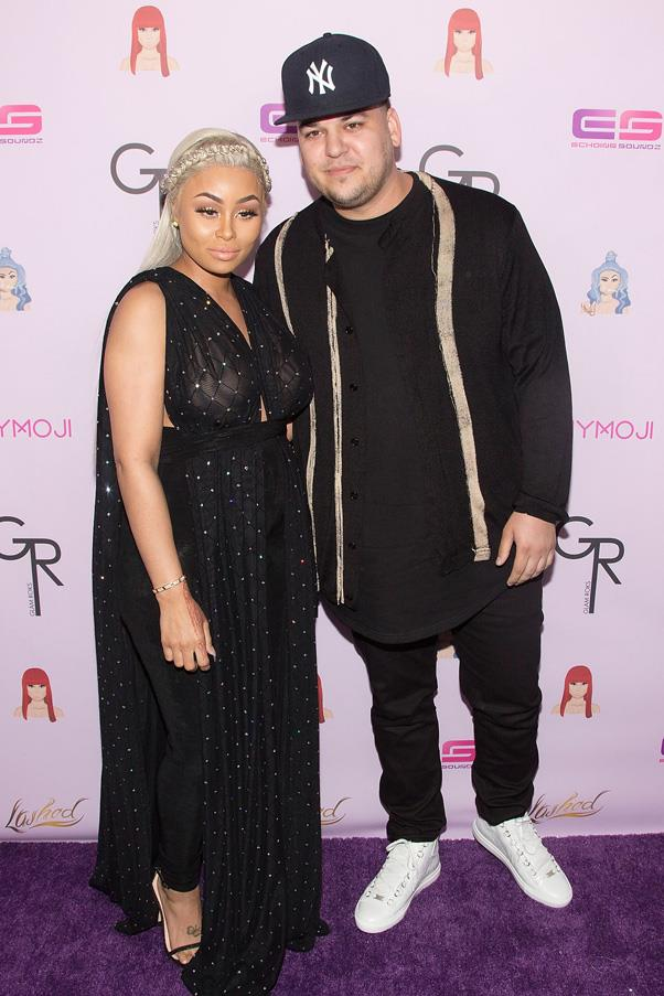<strong>September 2016</strong> <BR><BR> Rob went through Chyna's phone to see who she'd been in contact with. Later that month, he deleted all pictures of Chyna again. Then, a model, Pilot Jones claimed that Chyna was actually carrying <em>his</em> baby.