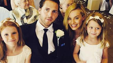 Margot Robbie Reportedly Weds Boyfriend Tom Ackerley In Secret Byron Bay Ceremony