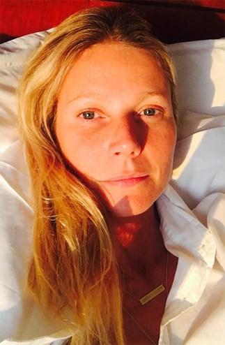 Gwyneth Paltrow Clean Sleeping