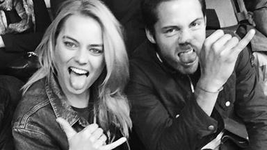 Here Is Your First Look At Margot Robbie's Wedding Dress And Engagement Ring