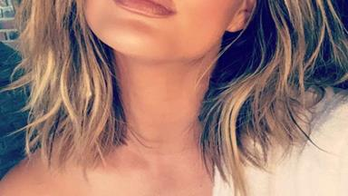 Chrissy Teigen's Makeup Artist Reveals The Secret To Her Radiant ELLE Cover Look