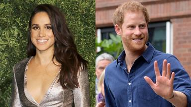 Queen Elizabeth Has Reportedly Given Prince Harry And Meghan Markle's Relationship Her Approval