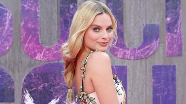 Margot Robbie Got Married In Her Mother's Wedding Dress