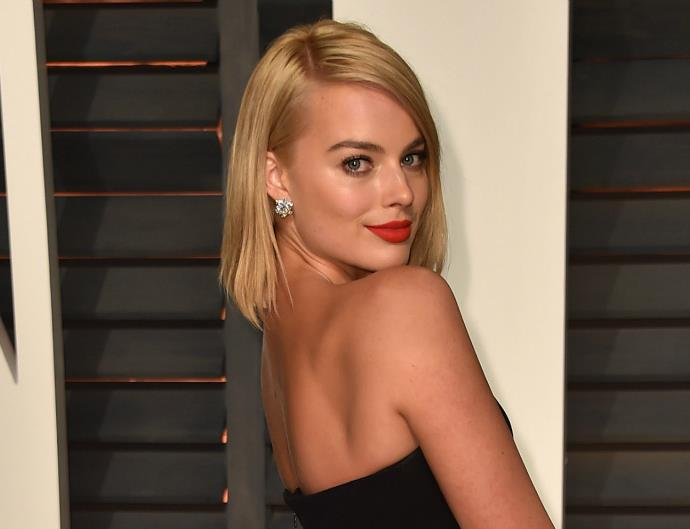 Margot Robbie Vanity Fair Party