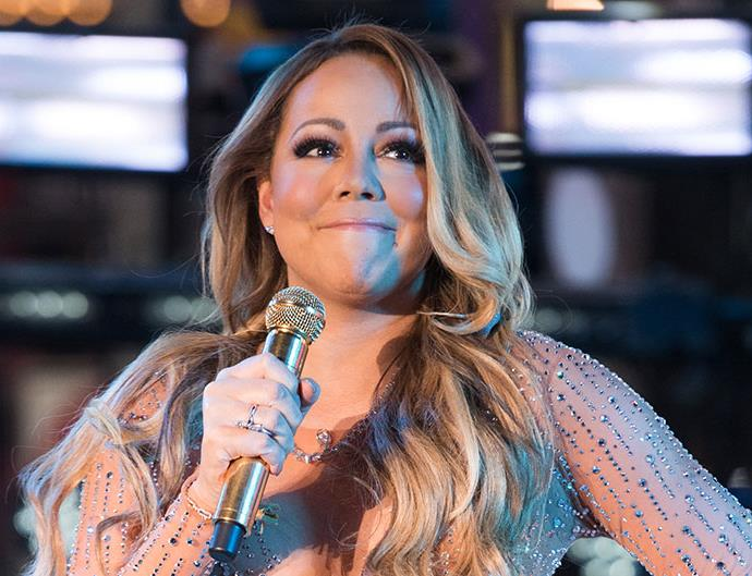 Mariah Carey New Year's Eve
