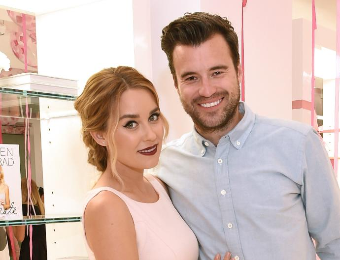 Lauren Conrad and Husband William Tell