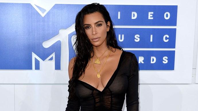 Kim Kardashian Instagram return