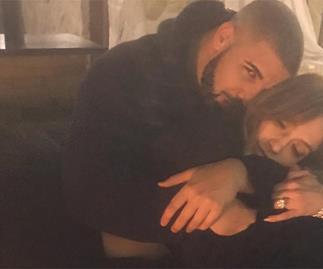 Jennifer Lopez and Drake.
