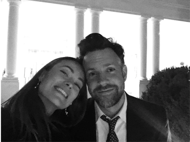 "Olivia Wilde and Jason Sudeikis <br><br> <a href=""https://www.instagram.com/p/BO9ZVe2jlZl/"">@oliviawilde</a>"