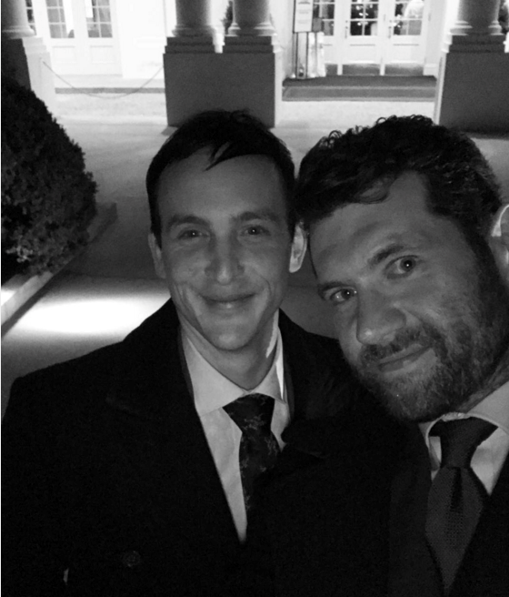 "Billy Eichner <br><br> <a href=""https://www.instagram.com/p/BO-CBwGFWqt/"">@billyeichner</a>"
