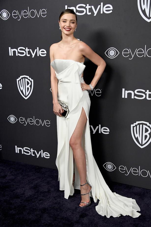 Miranda Kerr.