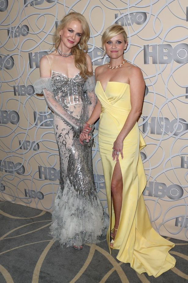 Nicole Kidman and Reese Witherspoon.