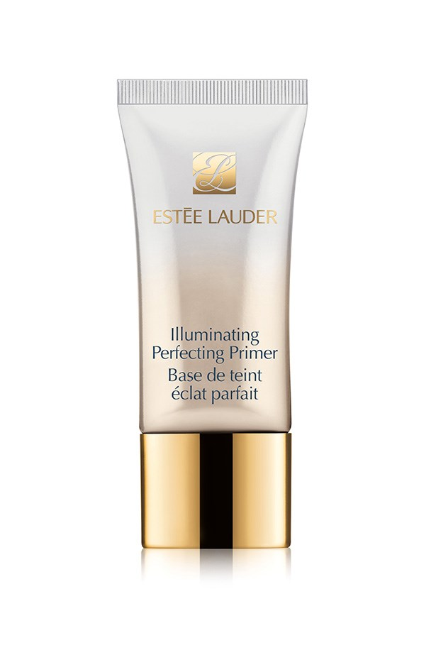 """Intensely hydrating and not too fluorescent. <a href=""""https://www.esteelauder.com.au/product/1473/21174/product-catalog/makeup/face/primers/illuminating-perfecting-primer"""">Estée Lauder Illuminating Perfecting Primer, $50</a>"""