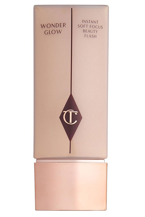 """THE best for disguising tired skin. blurs pores like a boss. <a href=""""http://www.charlottetilbury.com/au/wonderglow.html"""">Charlotte Tilbury Wonderglow Face Primer, $76.</a>"""