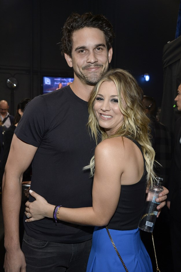 **Who?** Kaley Cuoco and Ryan Sweeting.  **How long?** Three months.  **Did it last?** Kaley and pro tennis player Ryan Sweeting got engaged just three months after meeting, and were married another three months after that in December of 2013. The two divorced in 2015.
