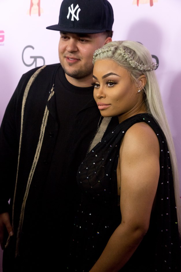 **Who?** Rob Kardashian and Blac Chyna.  **How long?** Three months.  **Did it last?** After it was reported that they began dating in January of 2016, Rob and Blac Chyna got engaged on April, and announced their pregnancy in May.