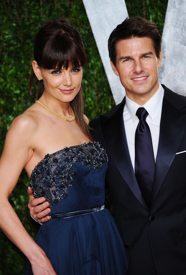 **Who?** Katie Holmes and Tom Cruise.  **How long?** Two months.  **Did it last?** After meeting in April 2005, TomKat got engaged in June, and then welcomed their daughter, Suri, in April 2006. They were married in November of 2006 and divorced in 2012.