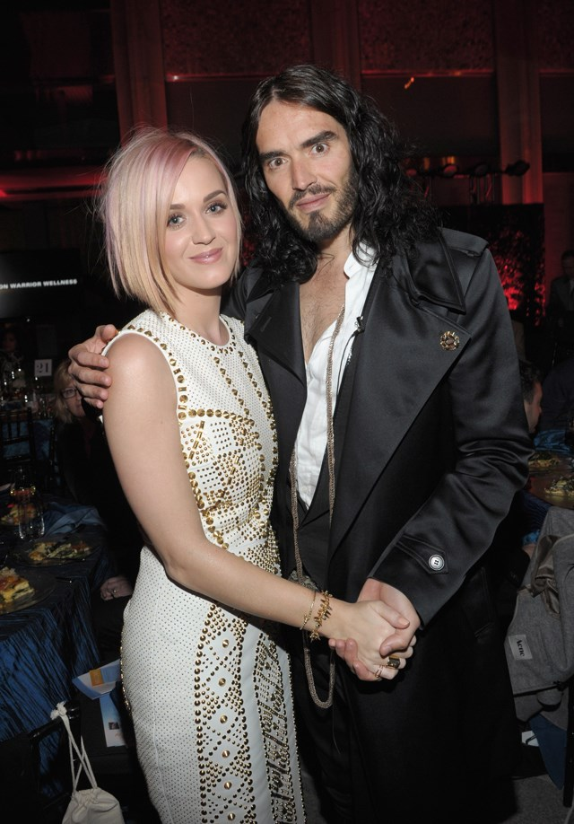 **Who?** Katy Perry and Russell Brand.  **How long?** Three months.  **Did it last?** After starting their relationship in September 2009, the two became engaged in December and married the next year. Sadly, Katy and Russell divorced in 2012.