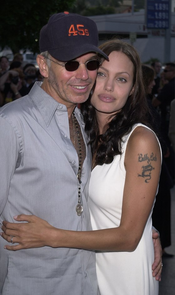 **Who?** Angelina Jolie and Billy Bob Thornton.  **How long?** Two months.  **Did it last?** After a whirlwind two-month courtship, these two got married in Vegas in 2000. They divorced in 2003.