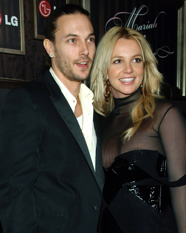 **Who?** Britney Spears and Kevin Federline.  **How long?** Three months.  **Did it last?** After a three-month courtship, Britney and her backup dancer Kevin got engaged, and were married four months later. They share two children.