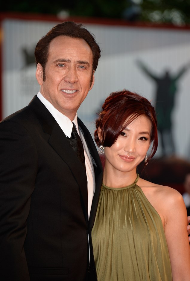 **Who?** Nicholas Cage and Alice Kim.  **How long?** Two months.  **Did it last?** After meeting when Alice was working as a waitress in LA, Nicholas and Alice got engaged in April 2004 and married in July. They divorced in 2016 after 11 years of marriage.