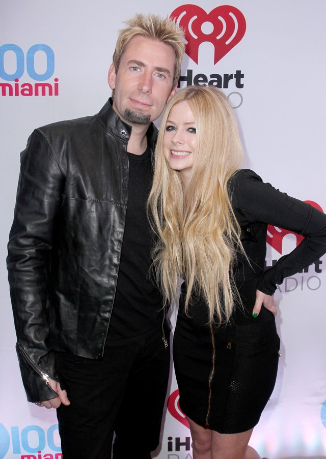 **Who?** Avril Lavigne and Chad Kroeger.  **How long?** One month.  **Did it last?** He was a boy, she was a girl. Can we make it any more obvious? After one month of dating and a 10 month engagement, the pair married almost to the day of their first meeting. They separated in 2015.