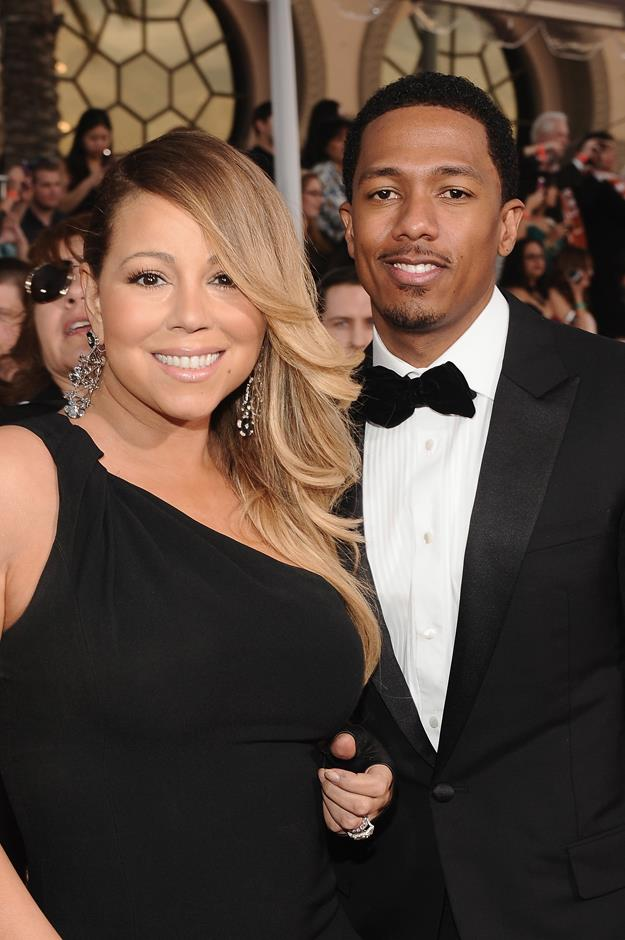 **Who?** Mariah Carey and Nick Cannon. <br> **How long?** Two months. <br> **Did it last?** After meeting on the set of her music video 'Bye Bye', Mariah and Nick secretly married in the Bahamas in April, 2008. They share twins, Moroccan and Monroe, but are divorced.