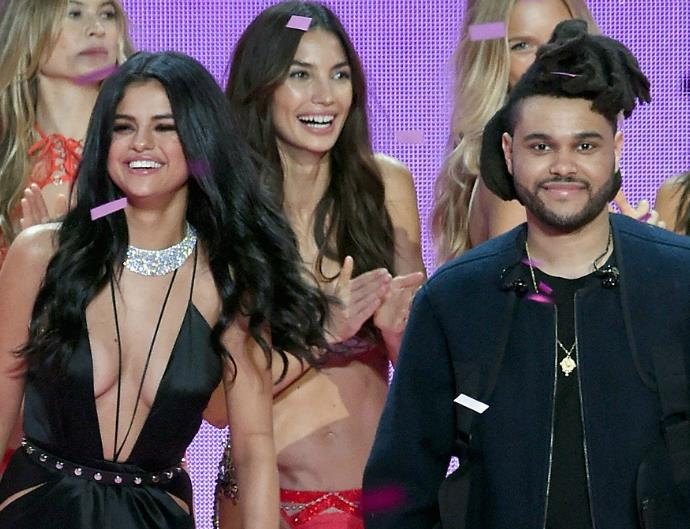 Selena Gomez and The Weeknd Dating
