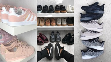 Meet The Girls With The Sneaker Wardrobes Of Your Dreams