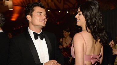 Katy Perry Threw Orlando Bloom An Orlando Bloom-Themed Surprise Party