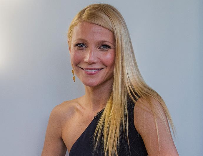 Gwyneth Paltrow Goop