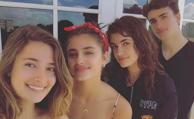 Taylor Hill And Her Model Siblings Could Be The New Hadids