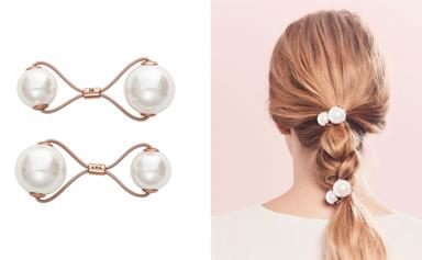 Finally, '90s Hair Bobbles Are Back