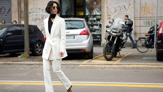 Suit Street Style