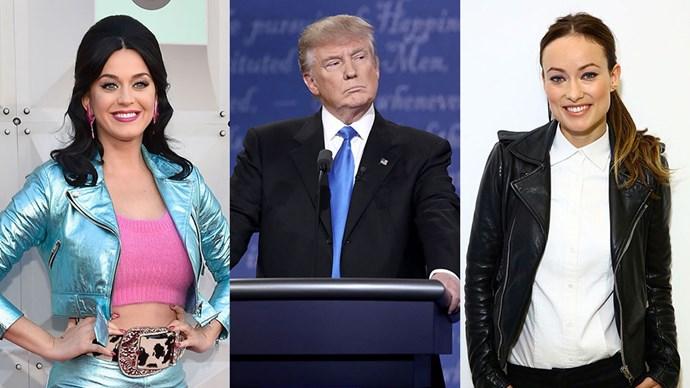 Celebrities Attending DC Women's March