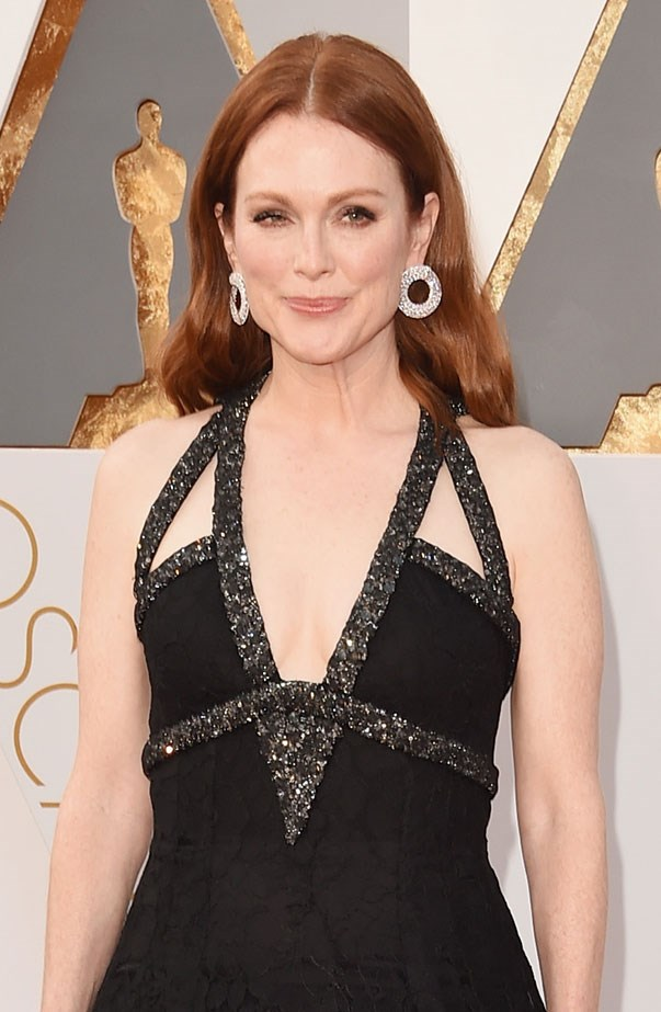 <p>Women's March: Julianne Moore.