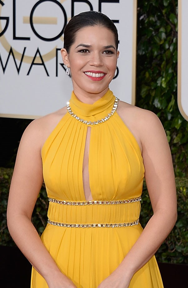 <p>Women's March: America Ferrera.
