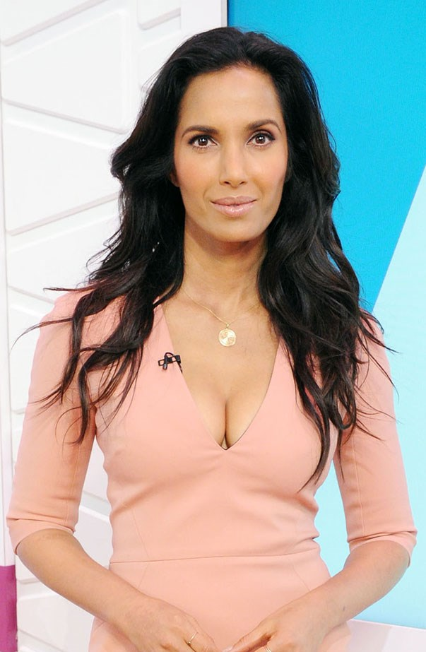 <p>Women's March: Padma Lakshmi.