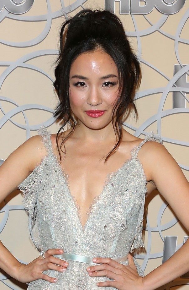 <p>Women's March: Constance Wu.