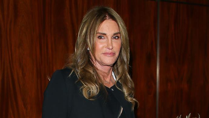 Caitlyn Jenner Inauguration