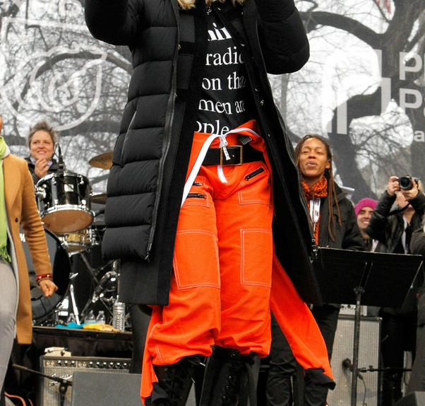 woman's march most inspiring speeches