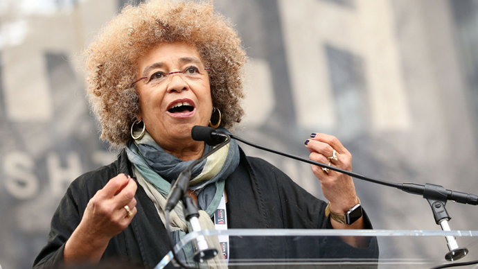 """<p><strong>Angela Davis, author and civil rights activist</strong> <br><br> """"We recognise that we are collective agents of history and that history cannot be deleted like web pages… This women's march represents the promise of feminism as against the pernicious powers of state violence. An inclusive and intersectional feminism that calls upon all of us to join the resistance to racism, to Islamophobia, to anti-Semitism, to misogyny, to capitalist exploitation… The next 1,459 days of the Trump administration will be 1,459 days of resistance."""""""