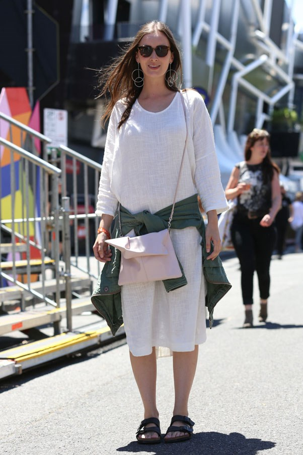 <P>Grace McCarter <BR><BR> Image: Katie Fergus from Street Smith
