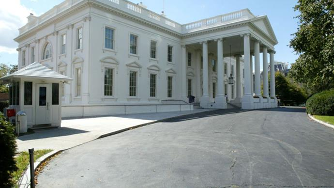 facts about moving into the white house