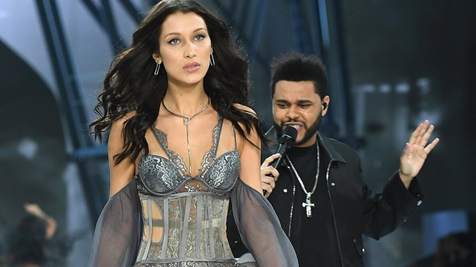 Bella Hadid's recent style choices prove the model knows how to handle a break-up like an absolute <em>boss</em>. Here, five looks that straddle the line between sexy and nonchalant.