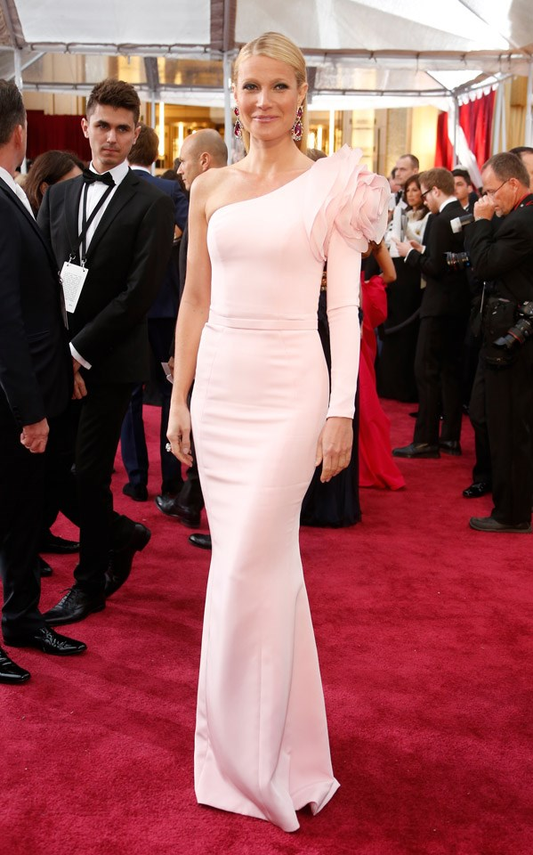 <strong>Pretty In Pink, On The Red Carpet:</strong>