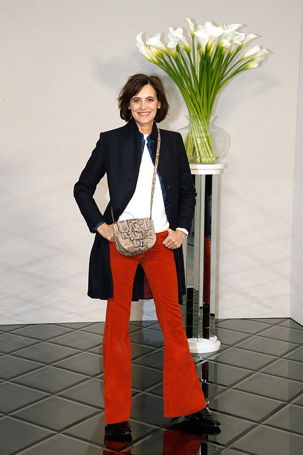Ines de la Fressange at Chanel